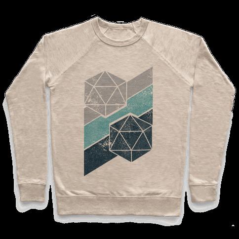 Winter Icosahedron Pullover