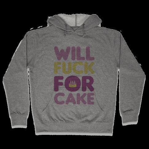 Cake Hooded Sweatshirt