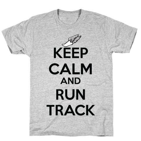 Run Track! T-Shirt