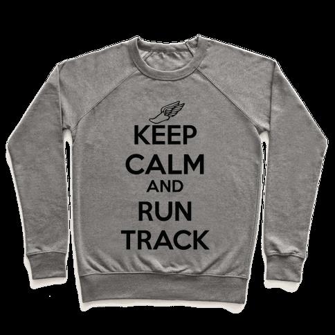 Run Track! Pullover