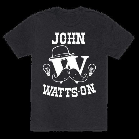 Sherlock Ohms Pair (John Watts On)