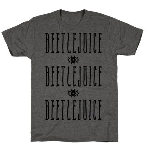 Beetlejuice Beetlejuice Beetlejuice T-Shirt