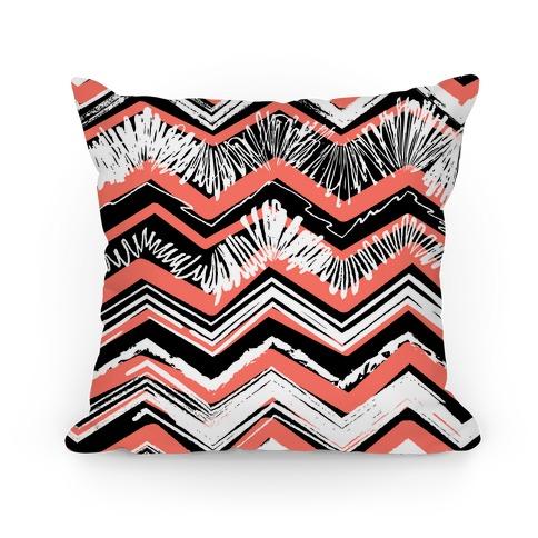 Zig Zag Pillow Pillow