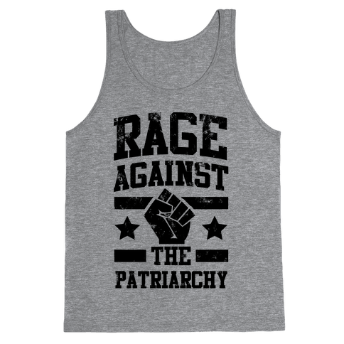 Rage against the Patriarchy Tank Top