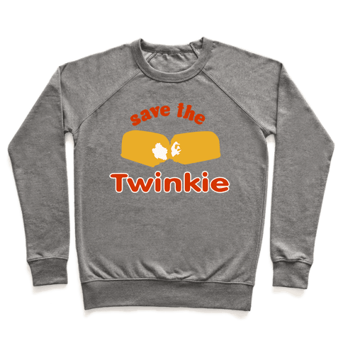 Save the Twinkie! Pullover