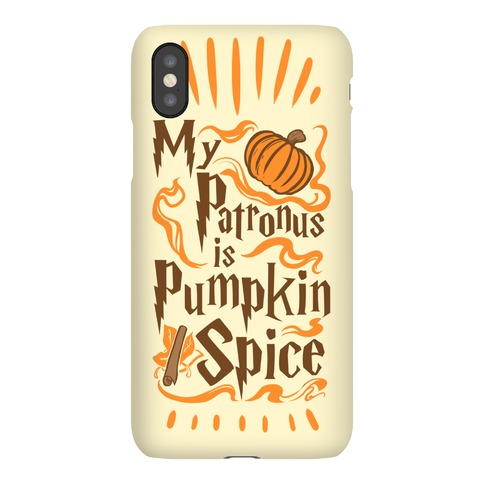 My Patronus is Pumpkin Spice Phone Case