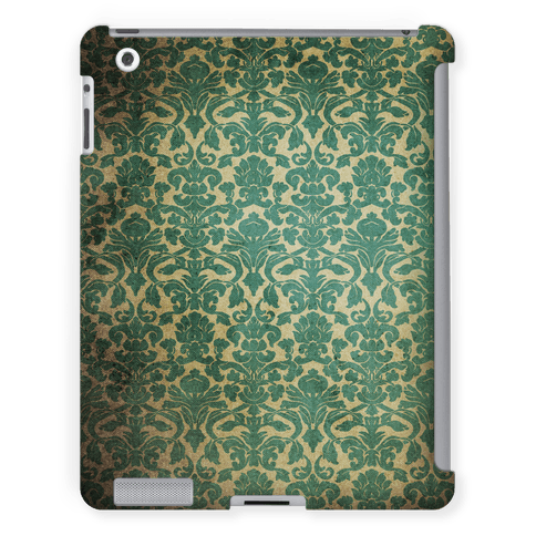 Vintage Damask Wallpaper Pattern