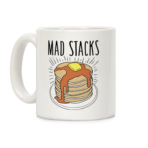 Mad Stacks Coffee Mug