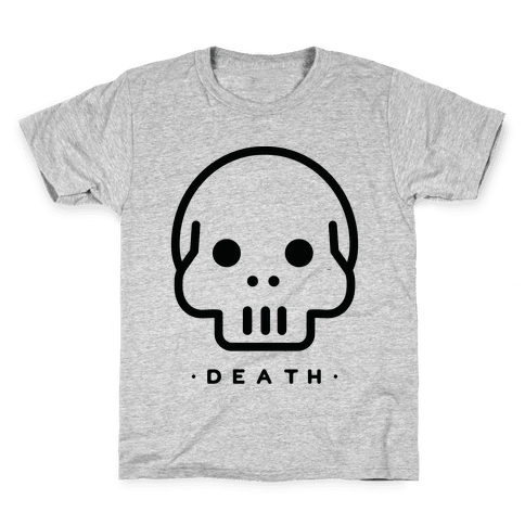 Death Tarot Kids T-Shirt