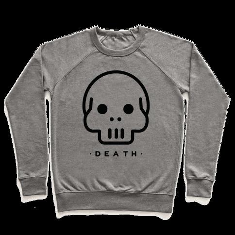 Death Tarot Pullover