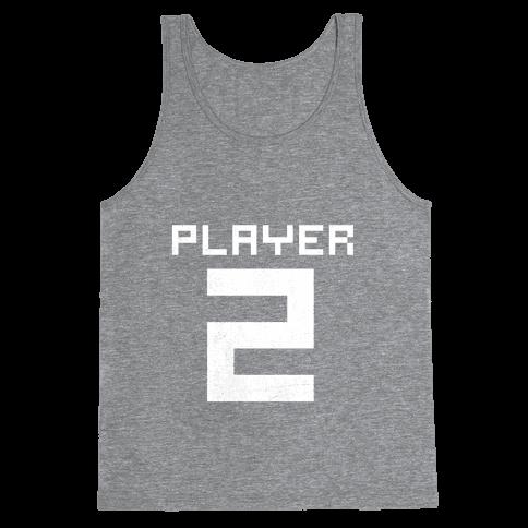Player 2 Tank Top