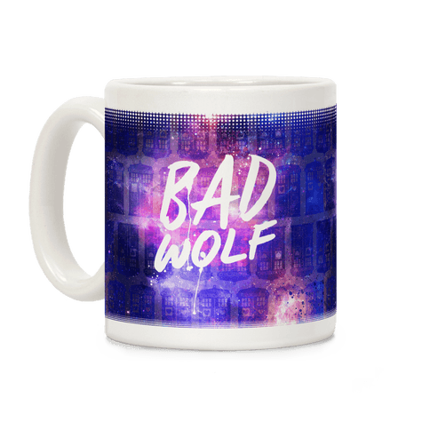 Bad Wolf Coffee Mug