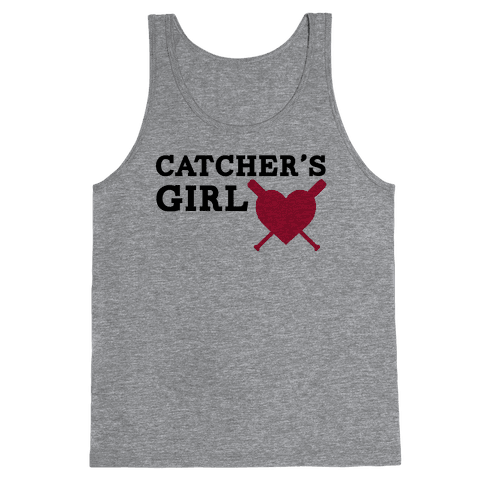 Catcher's Girl Tank Top