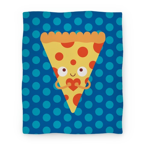 Pizza My Heart Blanket