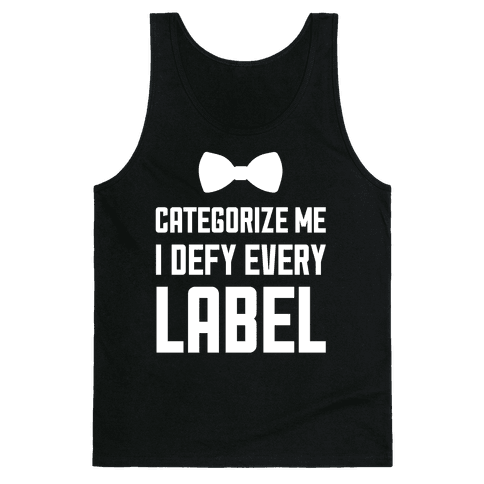 I Defy Every Label