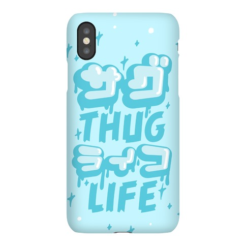 Thug Life (Japanese Katakana) Phone Case