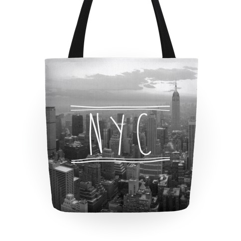 NYC Tote Tote