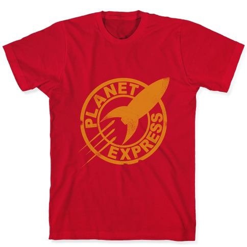 appena attributo Fahrenheit  Planet Express T-Shirts   LookHUMAN