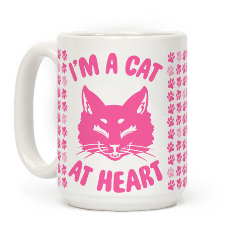 I'm a Cat at Heart