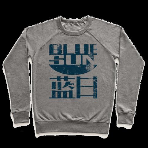 Blue Sun Pullover