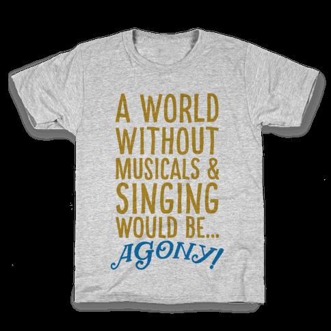 Agony Kids T-Shirt