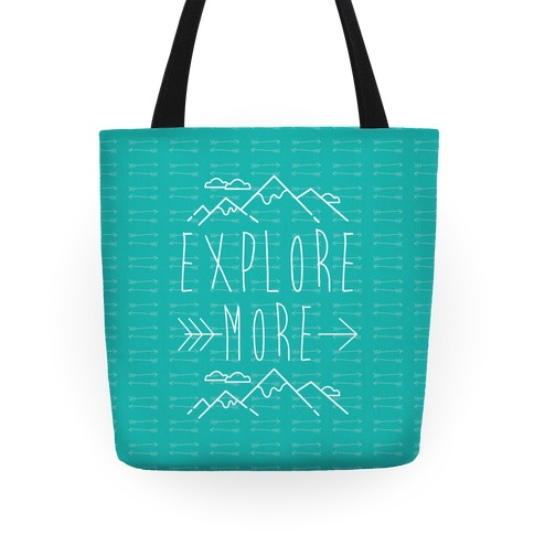 Explore More Tote