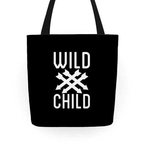 Wild Child Tote