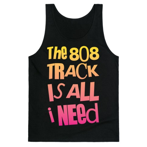The 808 Track Tank Top