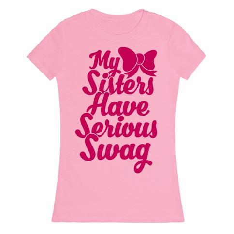 Sorority Swag Womens T-Shirt