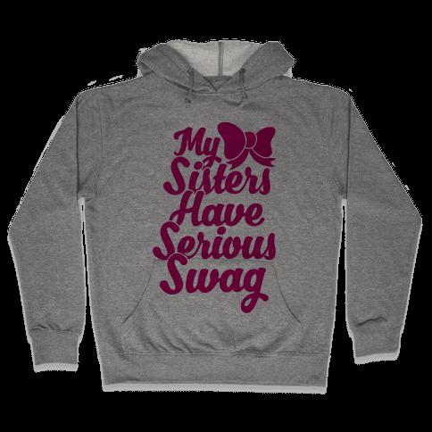Sorority Swag Hooded Sweatshirt