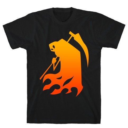 Kanji's Grim Reaper (Persona) T-Shirt