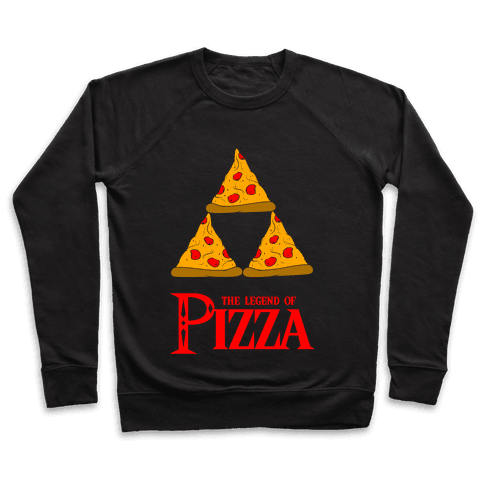 Legend Of Pizza Pullover