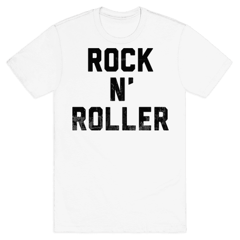Rock n' Roller Mens T-Shirt