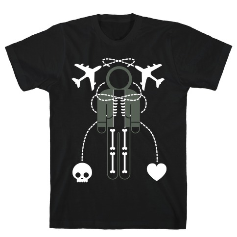 Fear and Love T-Shirt