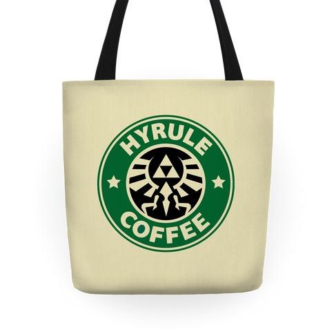 Hyrule Coffee Tote