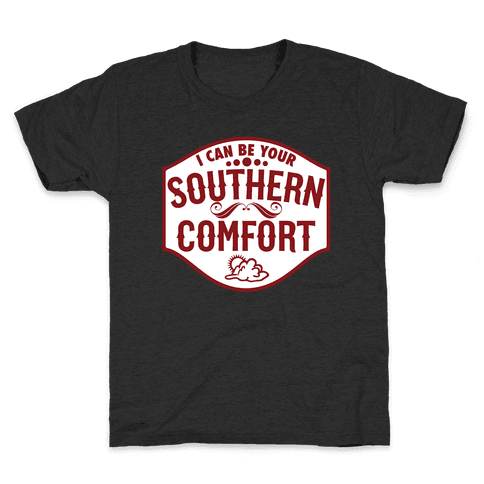 Comfort in the South Kids T-Shirt