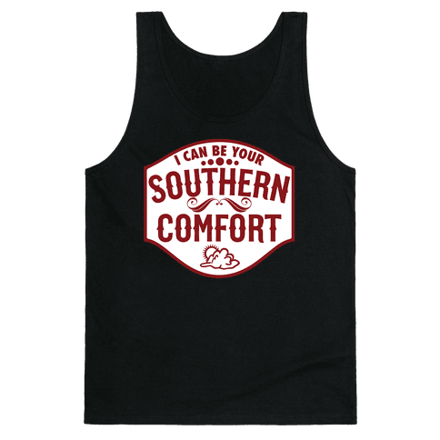 Comfort in the South Tank Top
