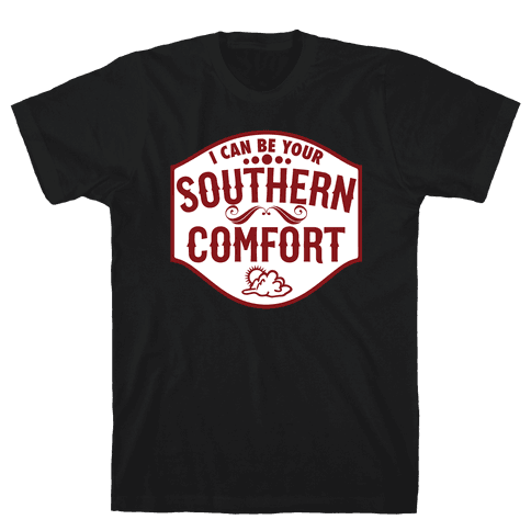 Comfort in the South Mens T-Shirt