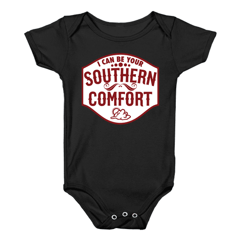 Comfort in the South Baby Onesy