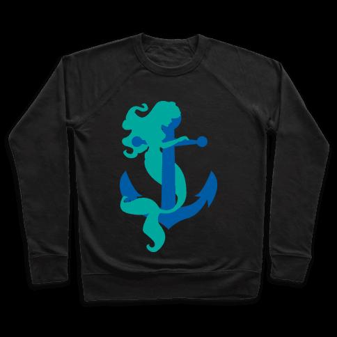 Mermaid Anchor Pullover
