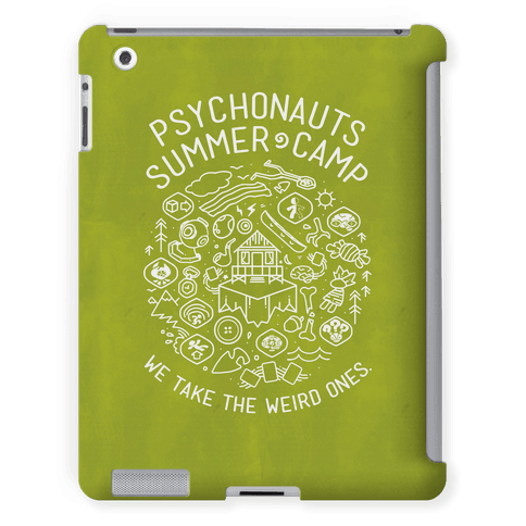 Psychonauts Summer Camp