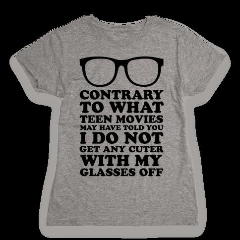 Teen Movies Womens T-Shirt