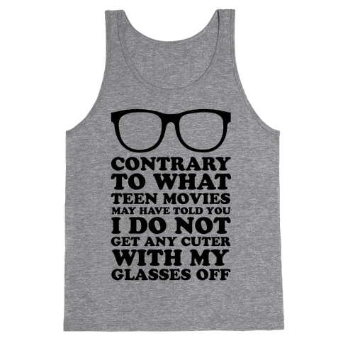 Teen Movies Tank Top