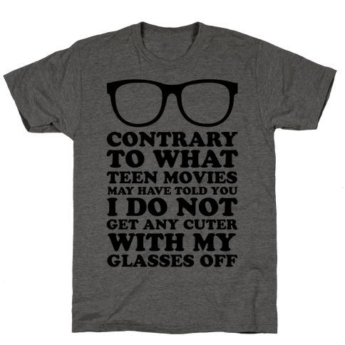 Teen Movies Mens/Unisex T-Shirt