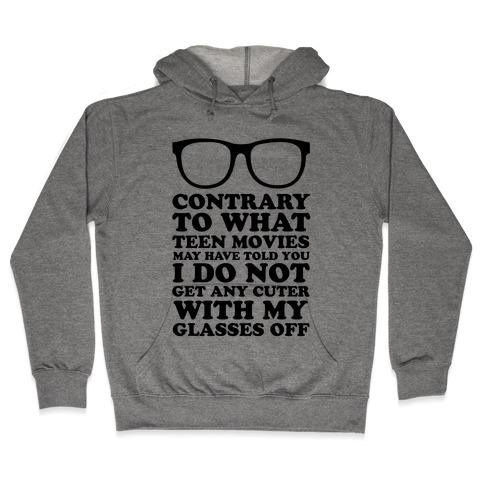 Teen Movies Hooded Sweatshirt