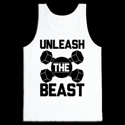 Unleash The Beast Tank Top