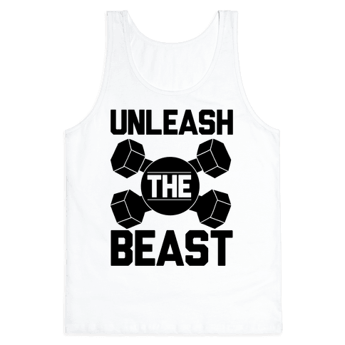 Unleash The Beast Tank Top