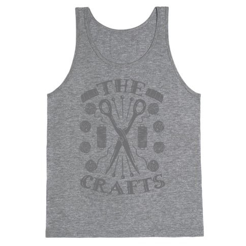 The Crafts Tank Top