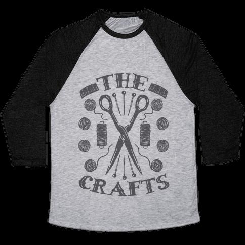 The Crafts Baseball Tee