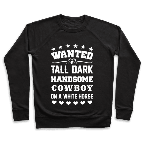 Cowboy Wanted Pullover